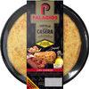 Tortilla de patata casera con chorizo sin gluten sin lactosa - Product