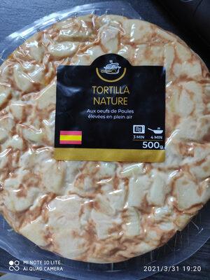 Tortilla nature - Product - fr