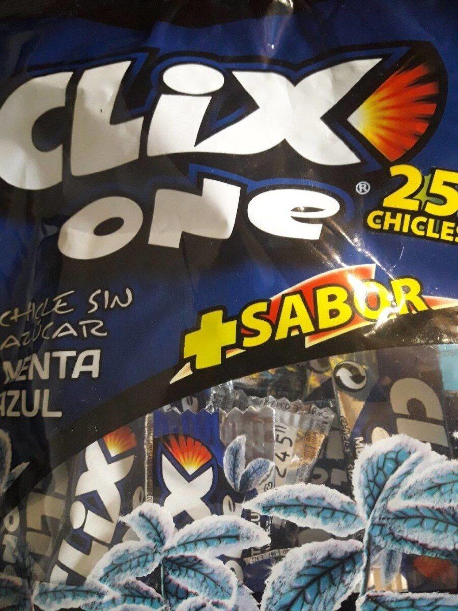 Clix One - Menta Azul - Product
