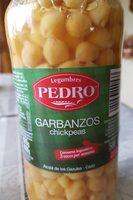 Garbanzos Don Pedro - Produit