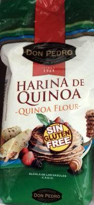 Harina de quinoa - Producto - es