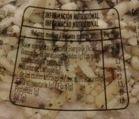Pizza fresca 4 quesos - Informació nutricional