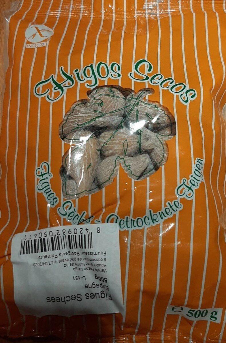 Figues seches - Informació nutricional - es