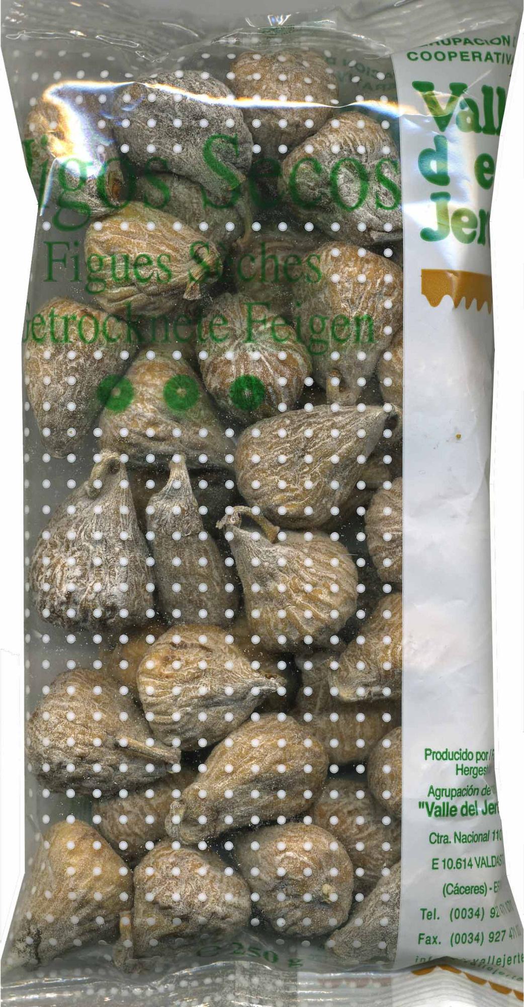 Higos secos - Producto - es