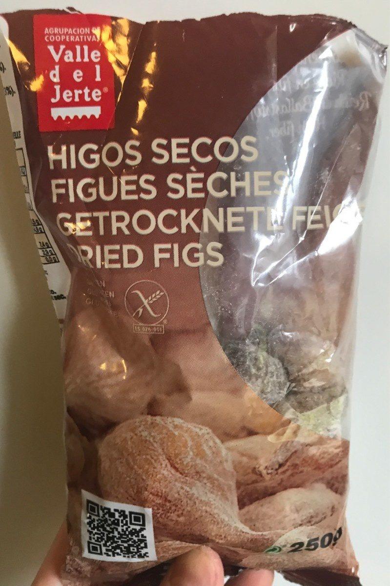 Higos secos - Produit - fr