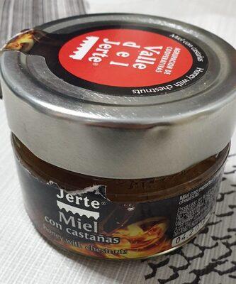 Miel con castañas - Producte - es