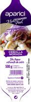 Cebolla roja - Información nutricional - es