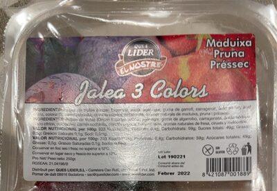 Jalea 3 colors - Product - es