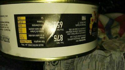 Atún en aceite de girasol