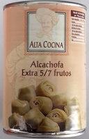 Alcachofas enlatadas - Producto