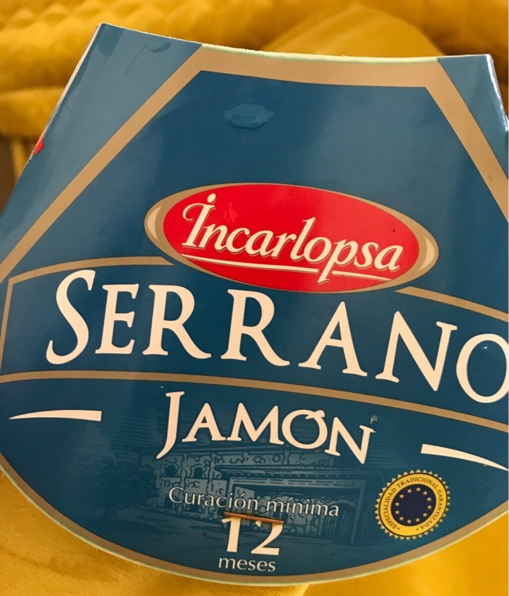 Jamon Serrano - Product - es
