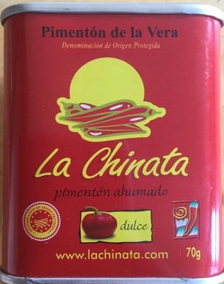 La Chinata Smoked Paprika Powder - Produit