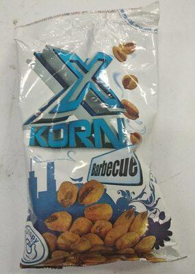 X korn barbecue - Producto - es