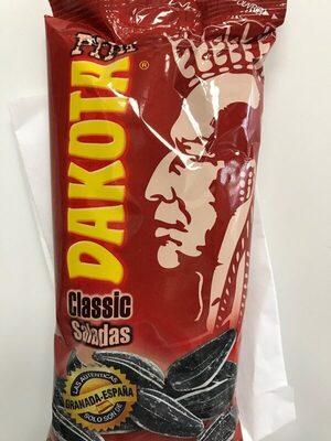Pipa Dakota classic saladas