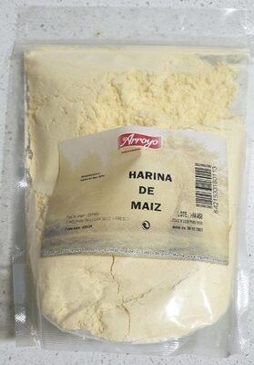 Harina de maíz - Producto