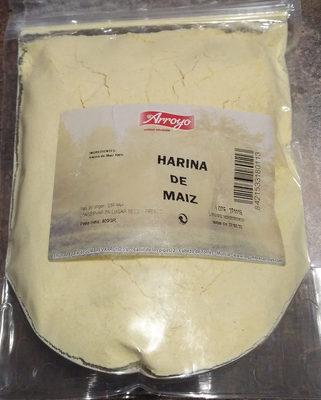 Harina de Maiz