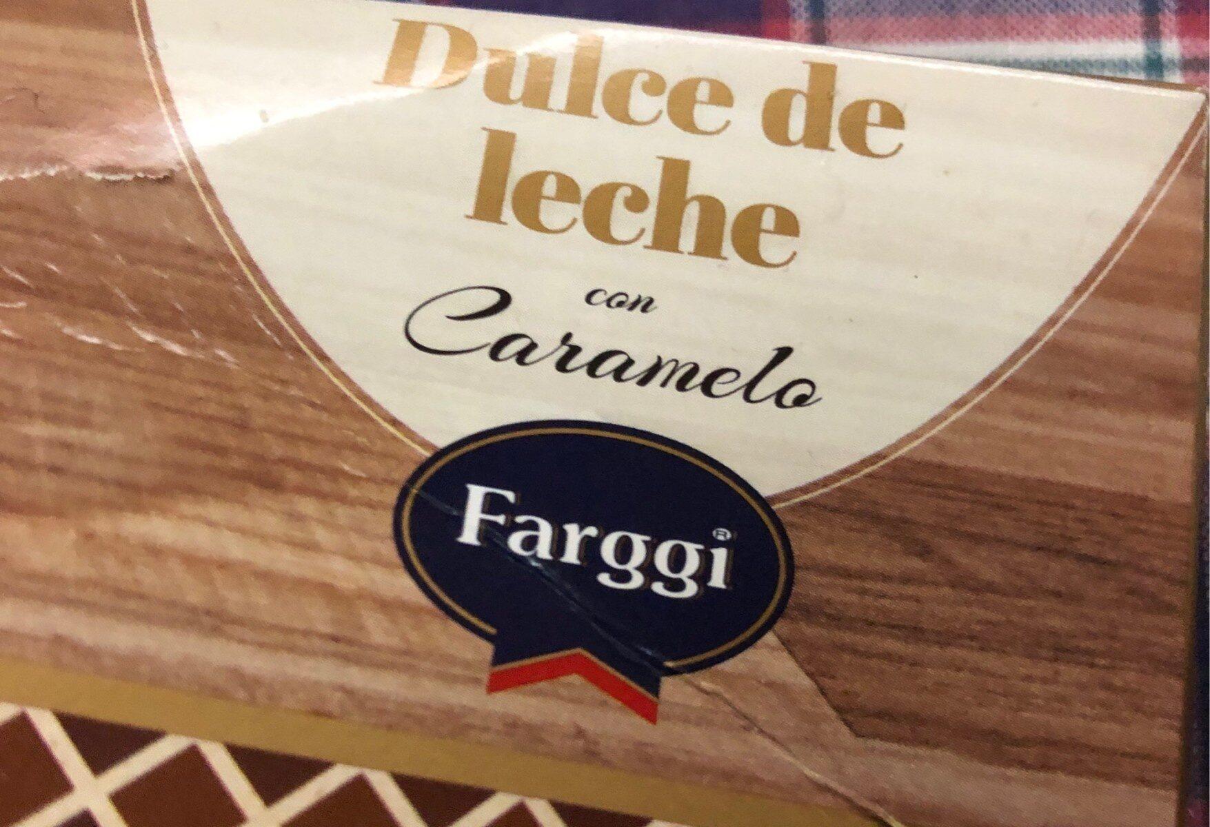 Dulce de leche con caramelo - Producte