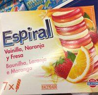 Espiral - Producte