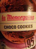 Helado choco cookie - Produit - es