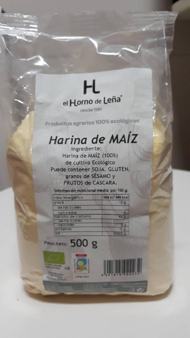Harina de maiz - Product