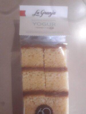 Bizcocho tradicional yogur - Product - es