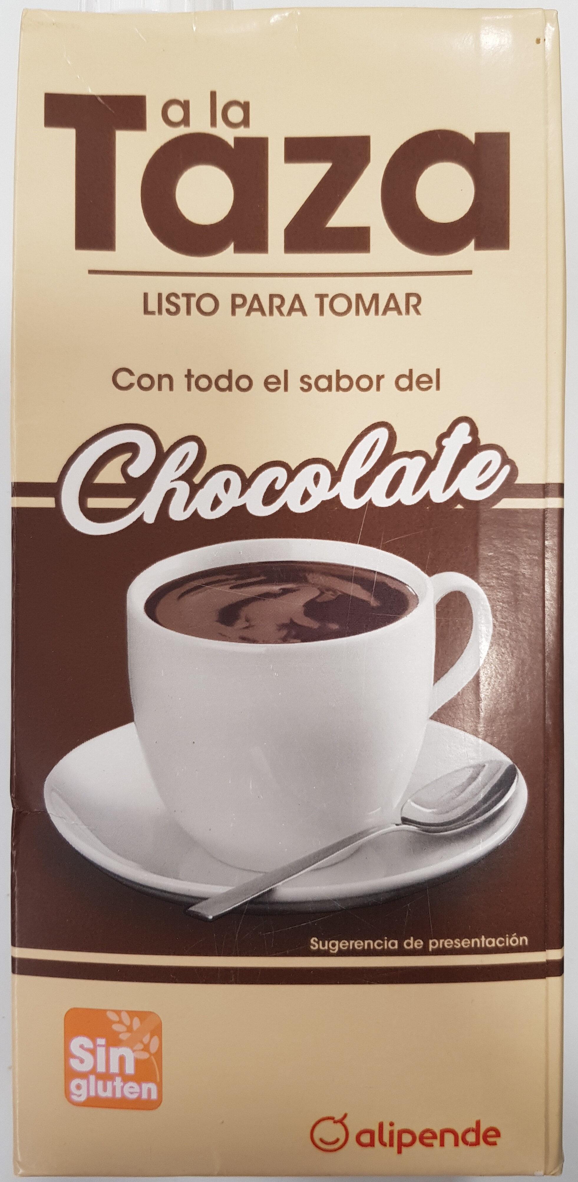 Chocolate a la taza - Producto - es