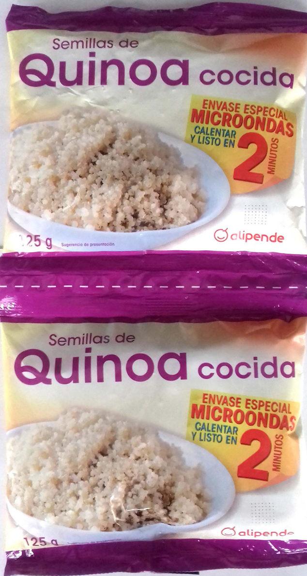Semillas de Quinoa - Producto