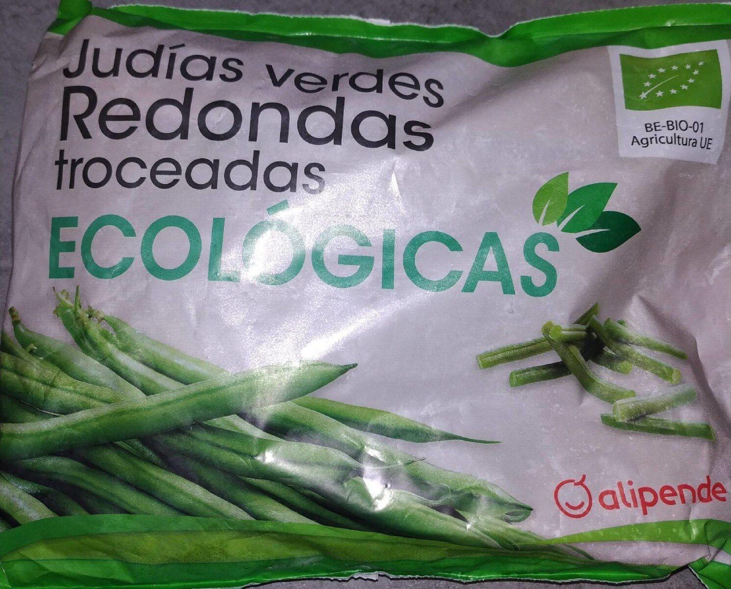 Judias verdes troceadas ecológicas - Producto - es