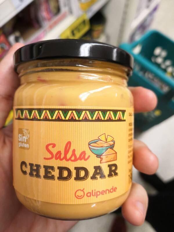 Salsa Cheddar - Product