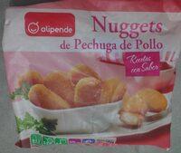 Nuggets de pechuga de pollo - Producte - es