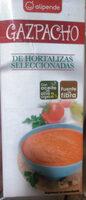 Gazpacho alipende - Producto - es