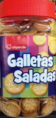 Galletas saladas - Producte