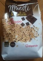 Muesli crujiente chocolate - Product