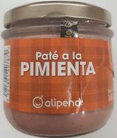 Paté a la Pimienta - Produit - es