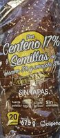 Pan Centeno17% - Produit - es