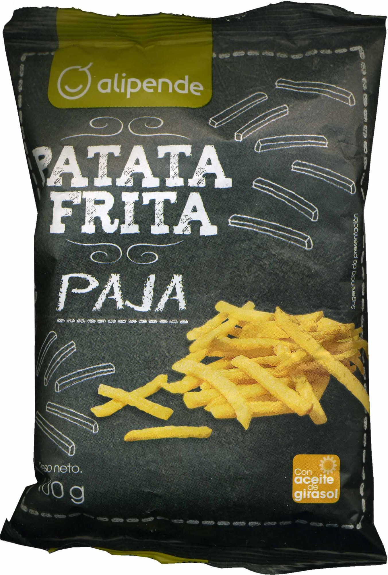 Patata frita paja - Producto - es