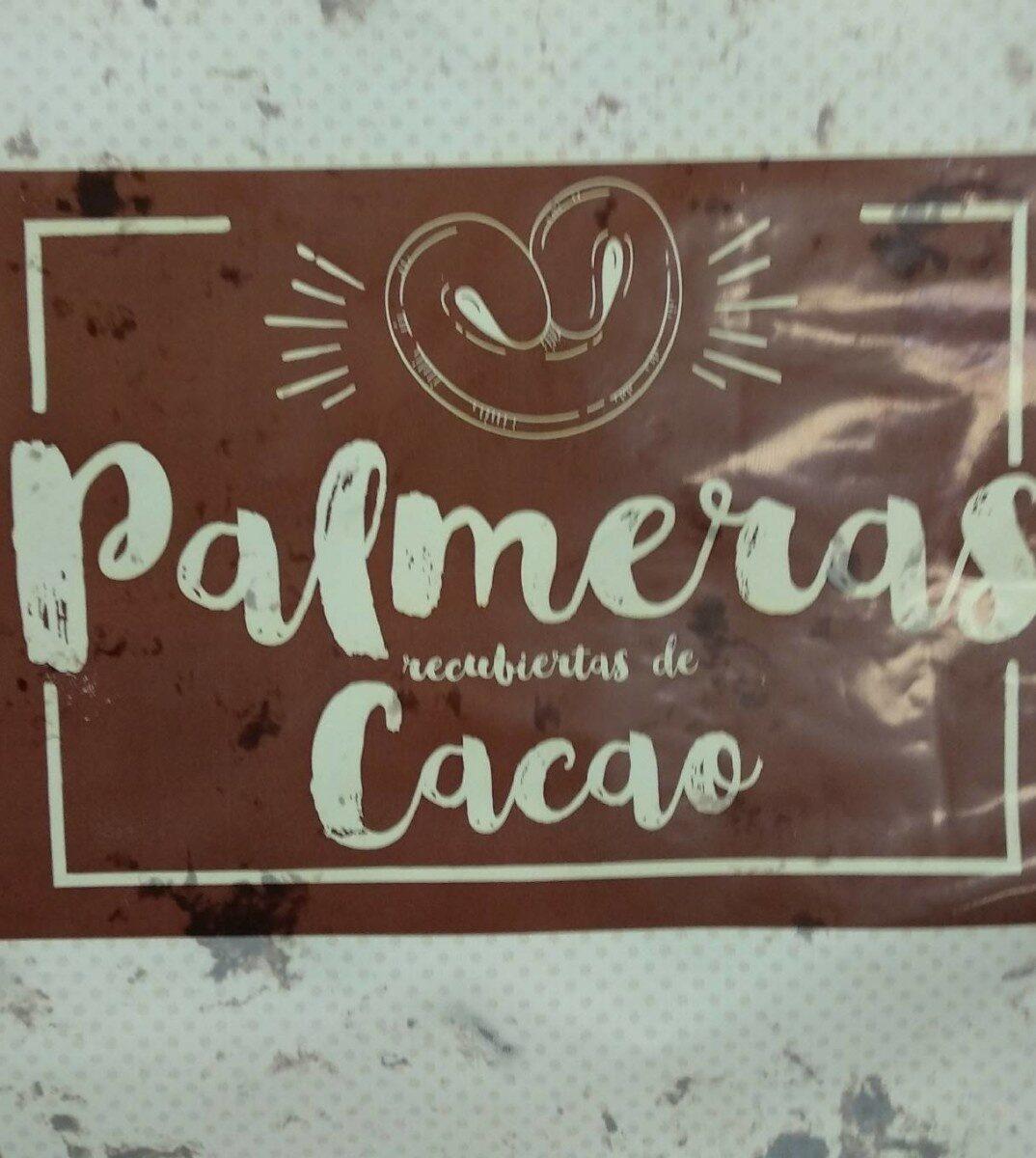Palmeras recubiertas de cacao - Product