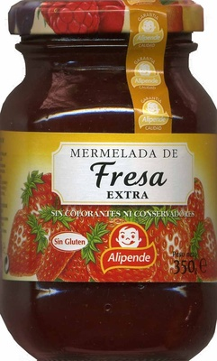 Mermelada fresa - Producto - es