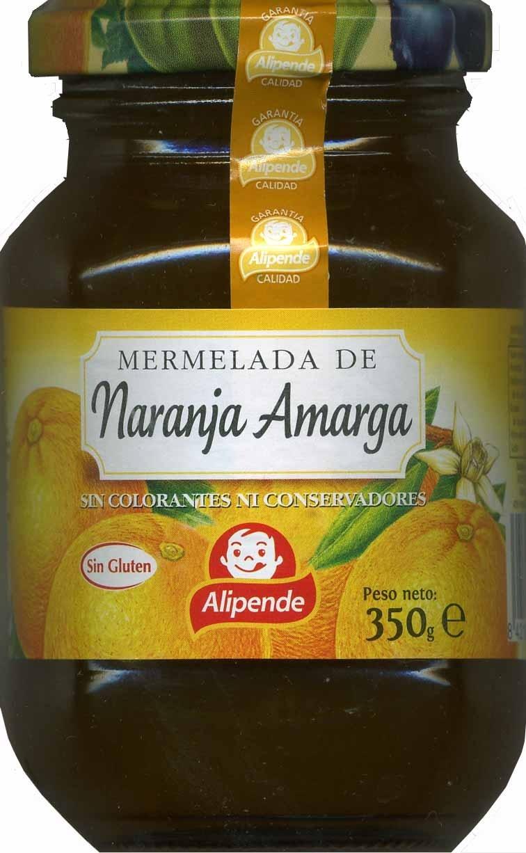 Mermelada naranja amarga - Producto