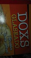 Doxs glaseado - Product