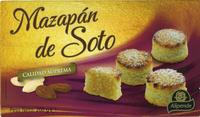 Mazapán de Soto - Producte - es