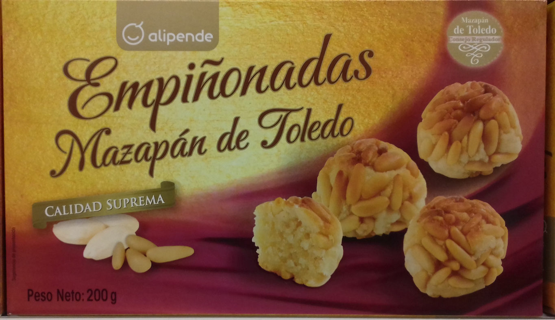 Empiñonadas Mazapán de Toledo - Produit - es