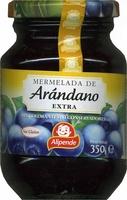Mermelada extra Arándano - Producto - es