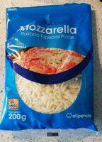 Queso mozzarella rallada - Producte - es