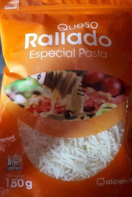 Queso rallado especial pasta - Producto