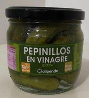Pepinillos en vinagre - Producto - es