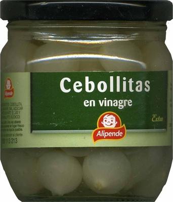Cebollitas en vinagre - Producto