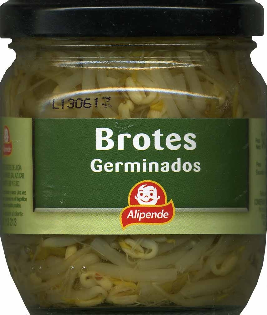 Brotes germinados - Product