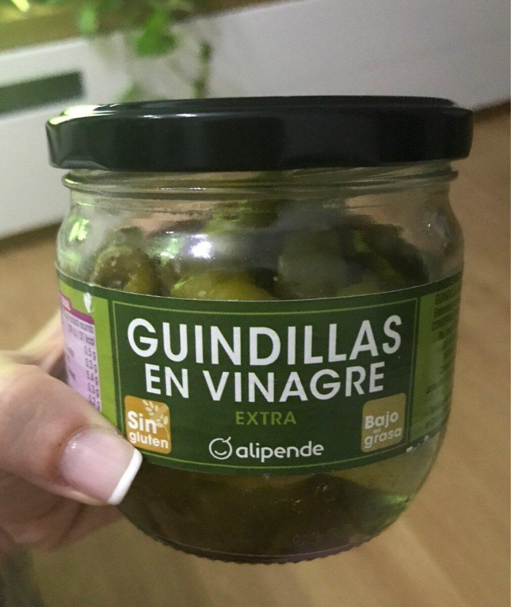 Guindillas en vinagre - Product - es
