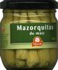 """Mazorquitas de maíz encurtidas """"Alipende"""" - Producto"""